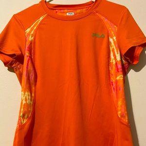 T shirt Sports FILA women